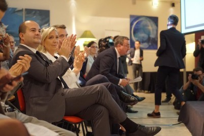Convention présidentielle sur l'Ecole et l'Enseignement supérieur - Paris, 22 septembre 2016