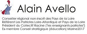 Alain Avello - FN-RBM