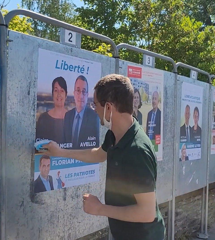 Clip de campagne : départementales 2021